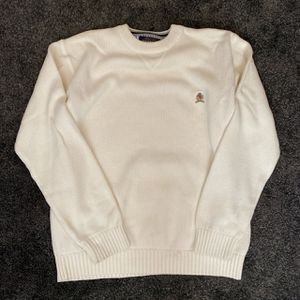 Tommy Hilfiger sweater (supreme, bape) for Sale in Rancho Cucamonga, CA