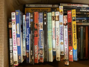 Box of DVDs for Sale in Lake Oswego, OR