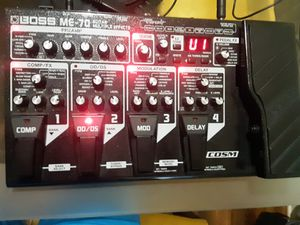 Boss Effects ME 70 for Sale in Charlotte, NC