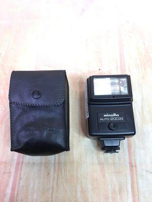 Minolta Auto 200X DSLR camera flash BCP005864 for Sale in Huntington Beach, CA