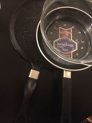 Pans and Glass Pot Steamer for Sale in Los Angeles, CA