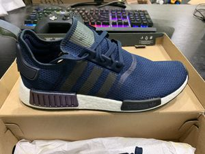Adidas Nmd R1 navy Blue NEW for Sale in Bakersfield, CA