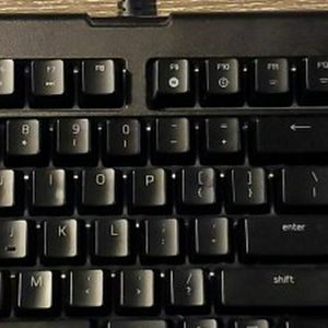 Razer Chroma V2 Mechanical Keyboard Green Switches for Sale in Clearwater, FL