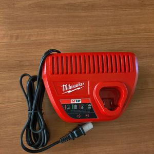 Milwaukee M12 Battery Charger for Sale in Ferndale, WA