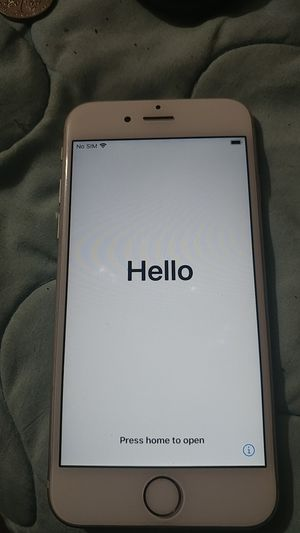 Iphone 6s for Sale in Wichita, KS