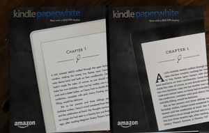 Kindle paper white for Sale in Boston, MA