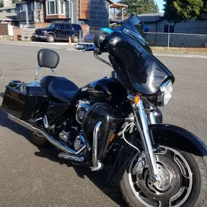 2006 Harley Davidson FLHXI Street Glide. Excellent Condition Fully Loaded, Thousands In Extras. Clean Title.. for Sale in Seattle, WA