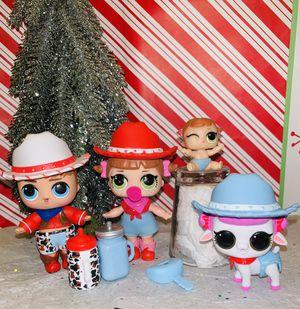 Line Dancer Family LOL Surprise Dolls for Sale in Miami, FL