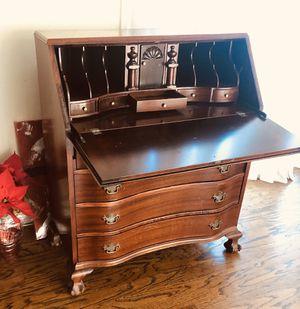 Antique Dresser/Desk for Sale in Torrance, CA