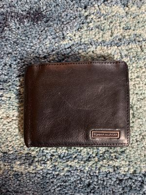 Tommy Hilfiger Leather Wallet $15 or Trade for Sale in Portland, OR