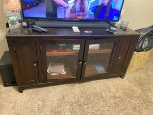 """TV Stand up to 60"""" OBO for Sale in Midlothian, VA"""