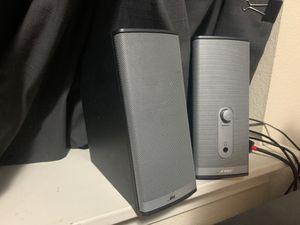 Bose desk speakers for Sale in Westminster, CO