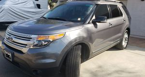 2014 Explorer XLT (7 Seats) 3rd Row for Sale in El Cajon, CA
