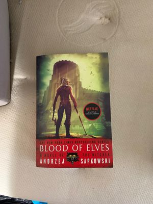 The Witcher Blood of Elves for Sale in Chattanooga, TN