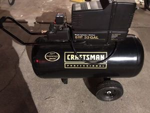 Craftsman air compressor for Sale in Queens, NY