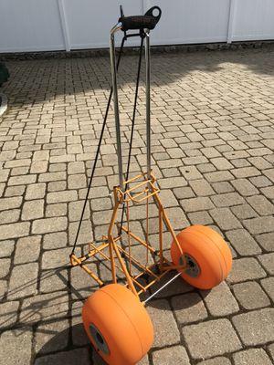 Wheeleez Folding Beach Cart for Sale in Wayland, MA