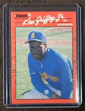 1990 Donruss Ken Griffey, Jr. Baseball Card for Sale in Westland, MI