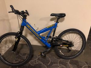 Cannondale SuperV500 bike for Sale in Falls Church, VA