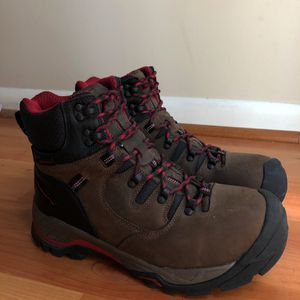 EARTH BROWN WATERPROOF COMPOSITE TOE WORK BOOT for Sale in Miami, FL