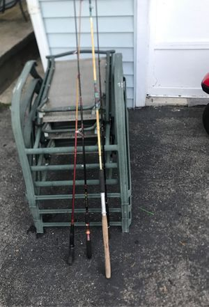 Fishing rods for Sale in Anderson, IN