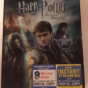 Harry Potter And The Deathly hallows - Part 2 for Sale in West Covina, CA