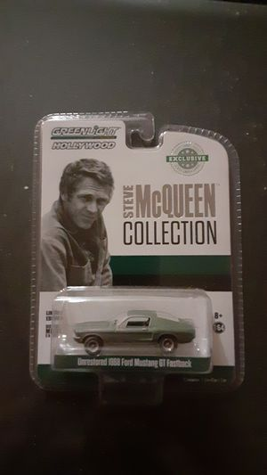 Unrestored 1968 mustang gt fastback Steve McQueen collection for Sale in Corona, CA