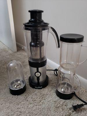 Vonshef blender,mixer,grinder for Sale in Marietta, GA