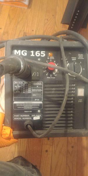 Cornwell MG165 mig welder, 220 volt for Sale in Springfield, VA