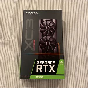 EVGA RTX 3070 XC3 Black Graphics Card for Sale in Los Angeles, CA