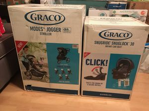 Graco Stroller and Car Seat for Sale in Miami, FL