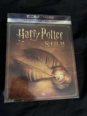 Harry Potter collection 4K for Sale in Costa Mesa, CA