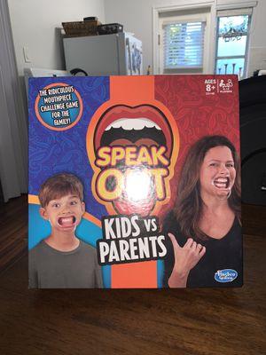 Speak Out Game for Sale in Miami Beach, FL