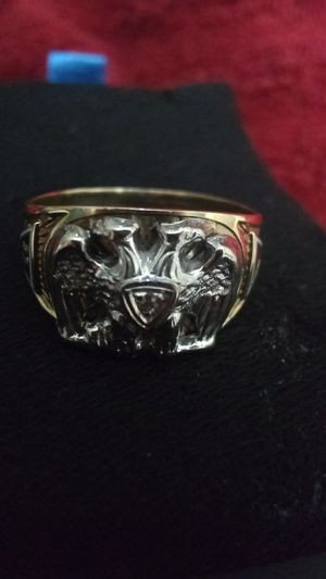 32 degree Scottish rights double eagle ring for Sale in Oklahoma City, OK
