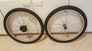 2 Ring & Tire Size 26 Good Condition $ 30 for Sale in Whittier, CA