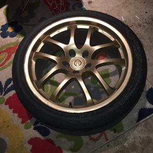 4 17inch Nissian Rims for Sale in Manassas, VA