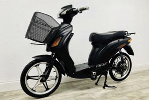 Superfly electric scooter electric bike electric bicycle electric motorcycle moped ebike by AmericanElectric Vespa Kawasaki Tao Yamaha Honda bmw Mini for Sale in Key Biscayne, FL