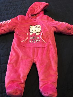 Hello Kitty thermal suit for Sale in Lilburn, GA