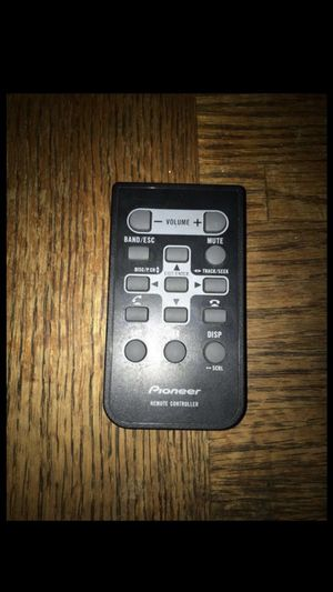 Pioneer Remote Controller for Sale in San Bernardino, CA