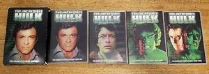 The Incredible Hulk Complete First Season DVDs for Sale in Chicago, IL