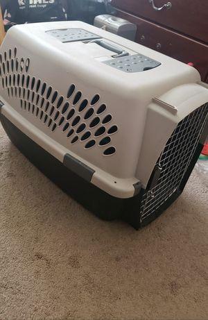 "$30.00 Small dog/car kennel 22"" L x 14"" W x 16"" tall for Sale in San Jose, CA"