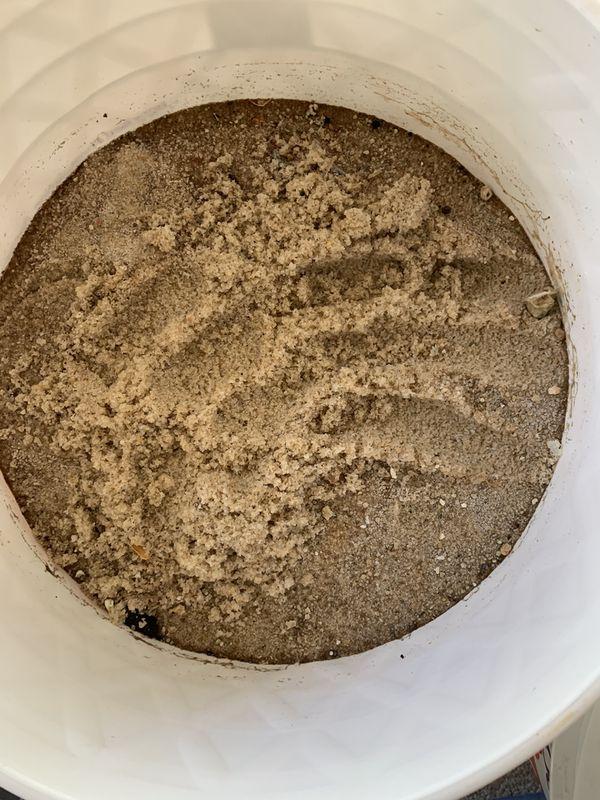 Fish Tank Aquarium Sand