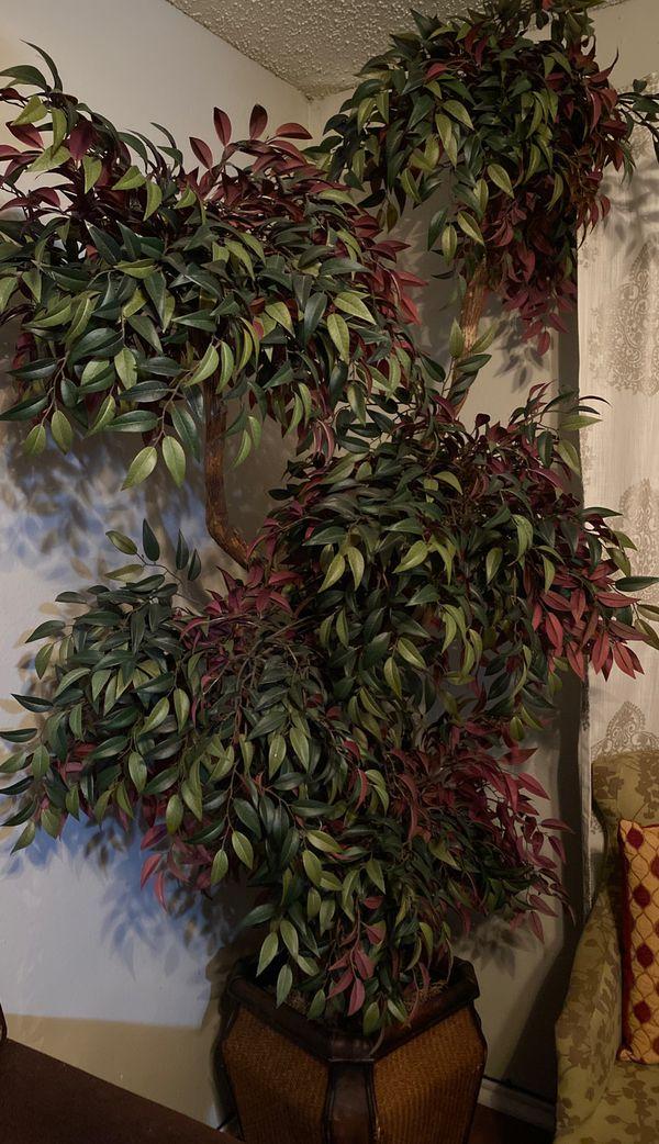 Fake plant decoration