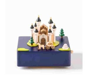 Handmade Collectible Castle with Horse & Carriage for Sale in Los Angeles, CA
