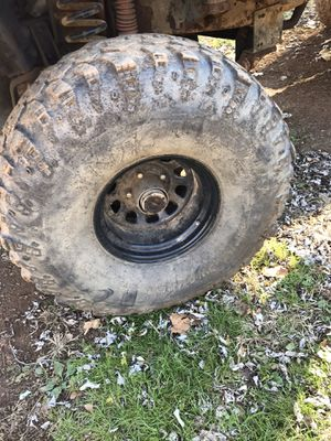 Tires super swampers for Sale in Bluemont, VA