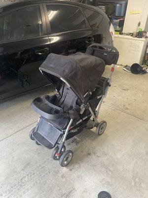 Joovy double stroller for Sale in San Diego, CA