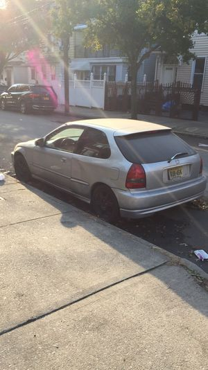 Part out 1997 civic hatchback everything must go !! for Sale, used for sale  Bronx, NY