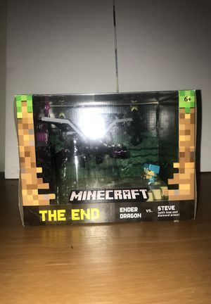 Minecraft Collectable Item/Toy [The End] for Sale in Charlotte, NC