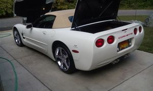 2001 Chevy Corvette for Sale in Clinton, MD