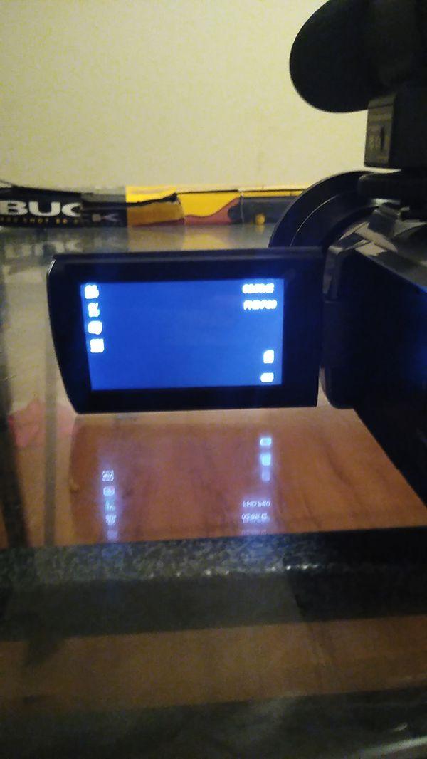 4K ansteker digital camera