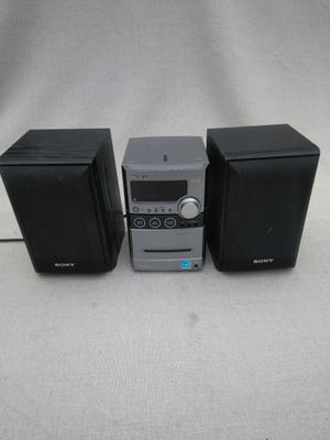 Sony Am FM Radio CD Player Aux Stereo System for Sale in Glen Allen, VA